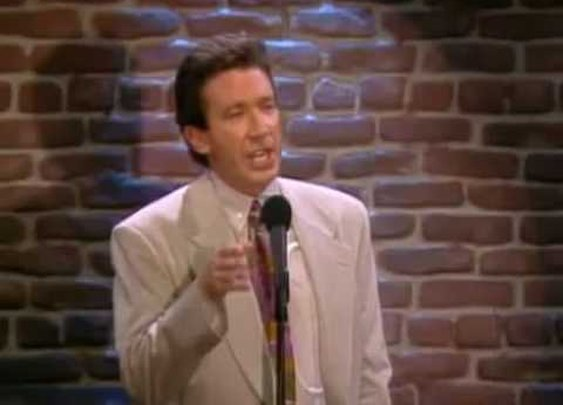 Tim Allen - The Kings Of Comedy