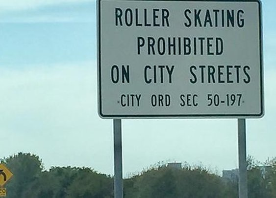 Raging Roller Skaters in KC