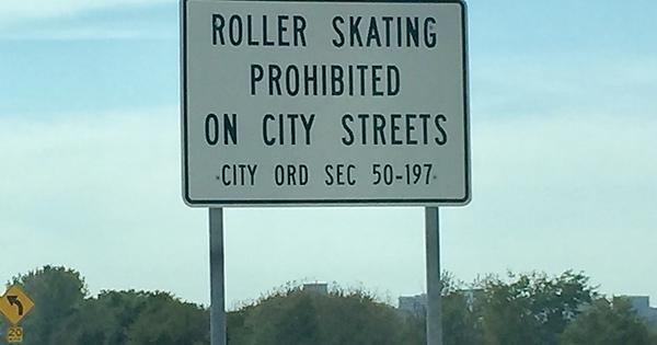 Raging Roller Skaters in KC