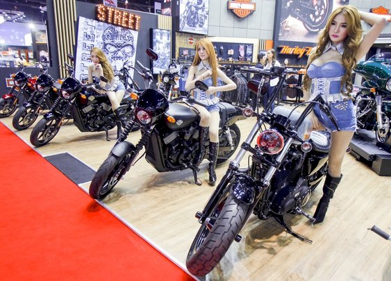 Harley-Davidson Eyes Asian Riders | Khmer Times | News Portal Cambodia