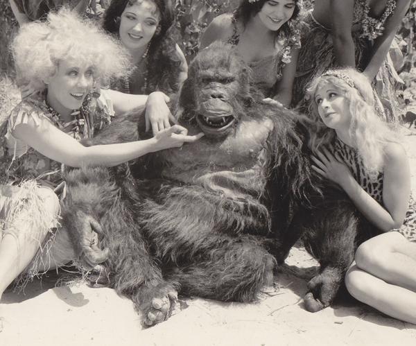 Hollywood Gorilla Men