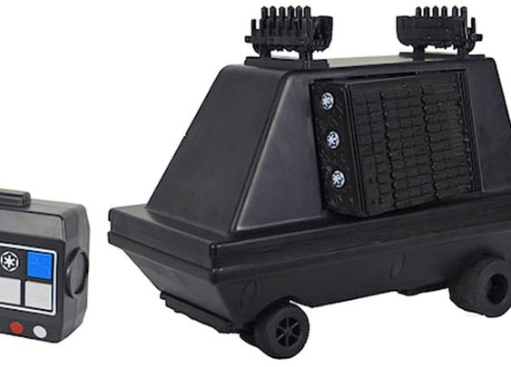 Finally Getting R/C Imperial Mouse Droid, So 2016 Isn't a Complete Loss