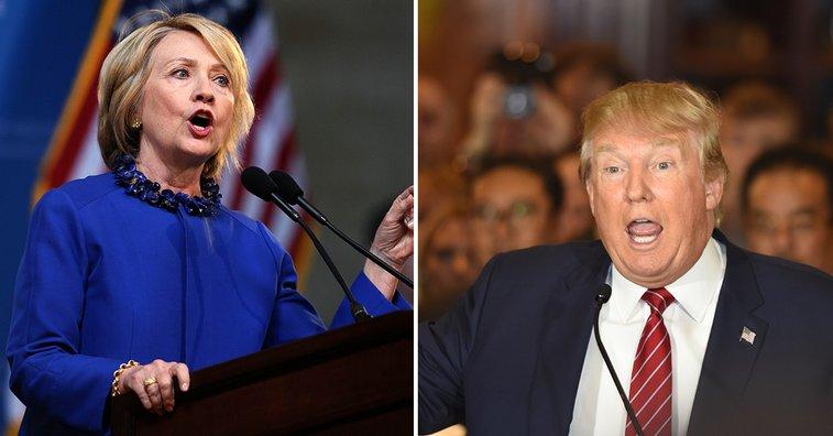 A Guide to Drinking Through the Trump/Clinton Debate