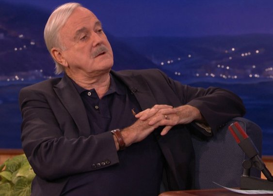 John Cleese Recapping The Walking Dead Is Simply Delightful