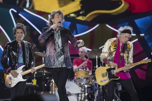 Rolling Stones Share First Music From New Blues Album