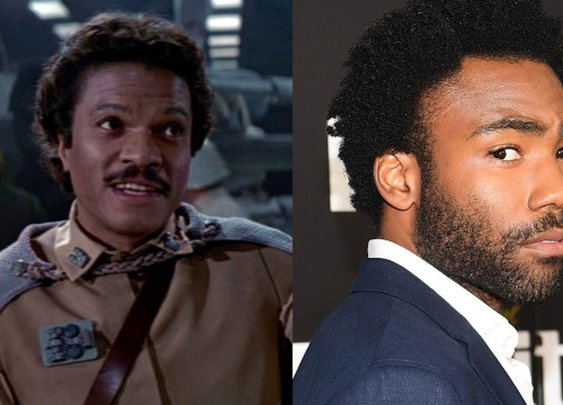 Donald Glover is your new Lando Calrissian · Newswire