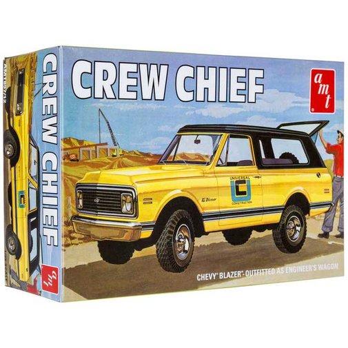 1972 Chevy Blazer Crew Chief Model Kit | Hobby Lobby
