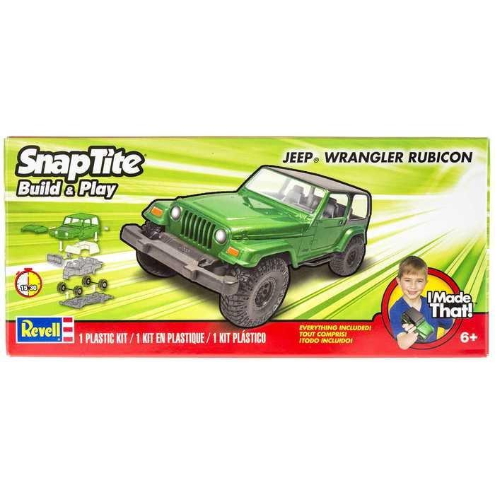Jeep Wrangler Rubicon Model Kit | Hobby Lobby