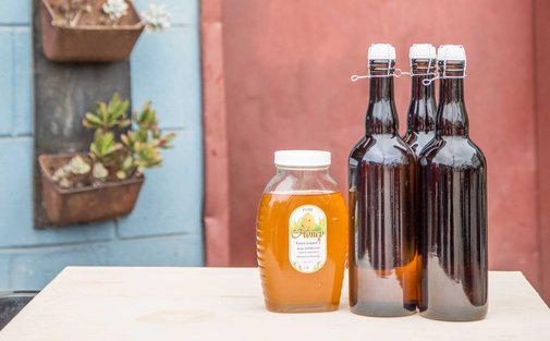 Ferment Honey to Brew Your Own Mead
