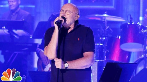 Phil Collins & The Roots: In the Air Tonight