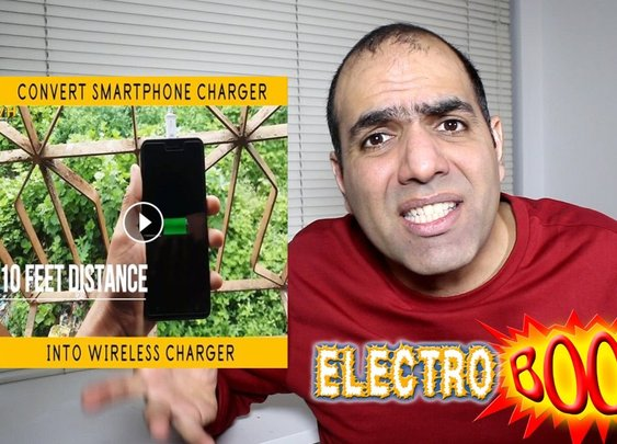 ElectroBOOM: Fake and Real Wireless Power - YouTube