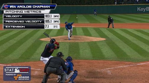 Chapman shuts the door