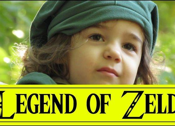 Link-or-Treat: A Legend of Zelda Halloween