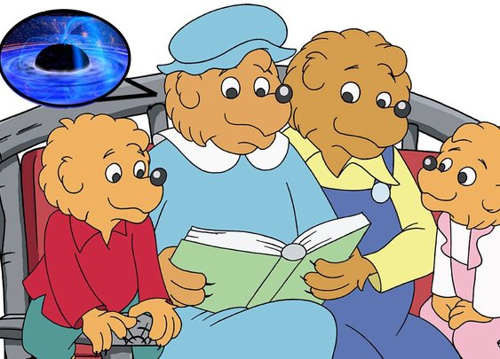 """How you spell """"The Berenstain Bears"""" could be proof of parallel universes      · Great Job, Internet!     · The A.V. Club"""