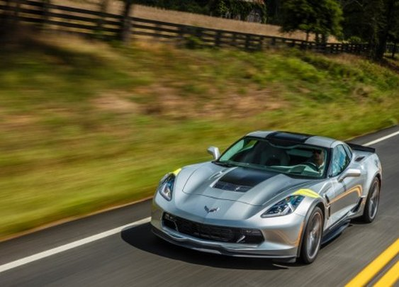 """2017 C7 Corvette Takes Third Place In """"Performance Car of the Year"""""""