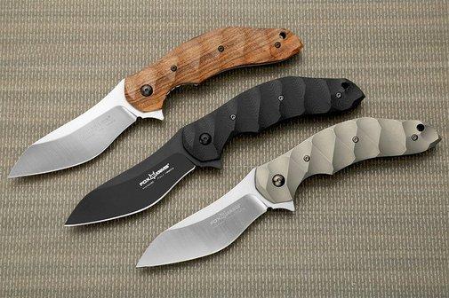 FOX Anso Flipper Folding Knife