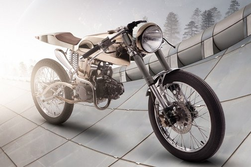 Bandit9 Eden - A masterpiece of a motorcycle