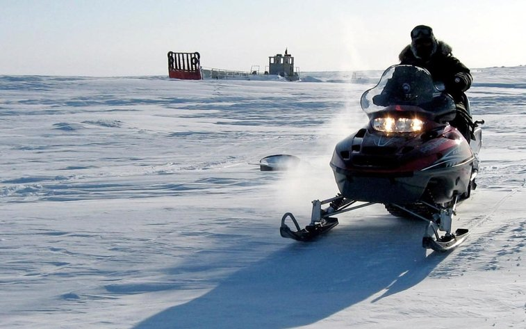 Canada investigates mysterious 'pinging' sound at bottom of sea in Arctic