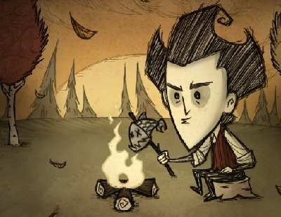 We try not to Starve, in Don't Starve. - Future Released