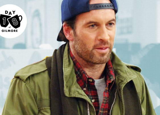 17 Times Luke From 'Gilmore Girls' Was A Flawless Human Being