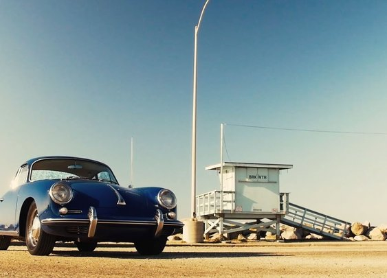 Guy Newmark has driven this Porsche 356 for 40 years and 1M miles
