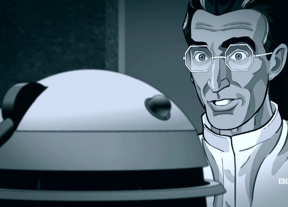 'The Power of the Daleks' Premieres November 19 | Doctor Who