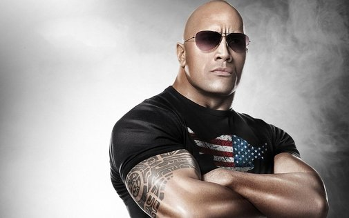 11 Pictures That Show Why 'The Rock' Is A True American Hero