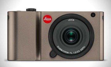 Leica Unveils the TL Mirrorless Camera