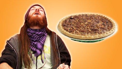 Irish People Taste Test Thanksgiving Food