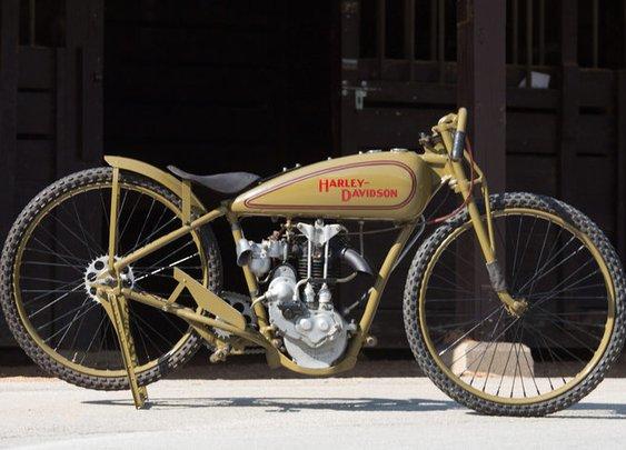 1928 Harley-Davidson SA OHV Peashooter 350 CC