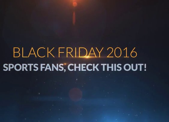 Best Black Friday Gifts 2016: Sports Memorabilia Gifts Sale - YouTube