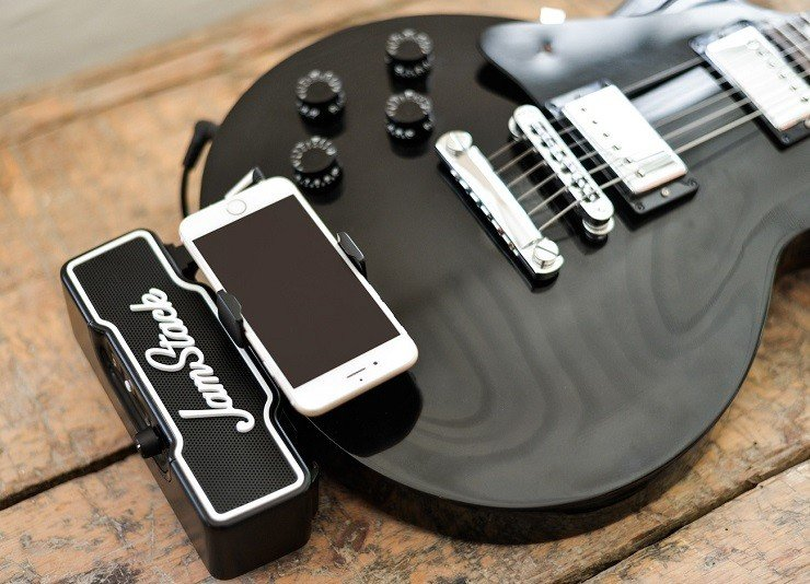 JamStack Attachable Electric Guitar Amplifier