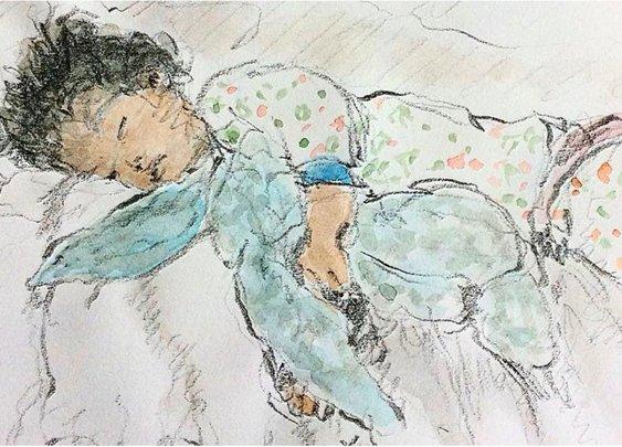 Drawings For My Grandchildren | POPSUGAR Tech