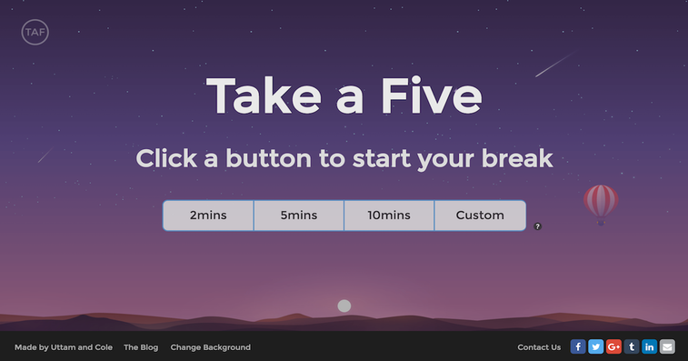 Take a Five