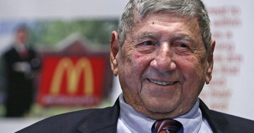 Big Mac creator Jim Delligatti dies at 98