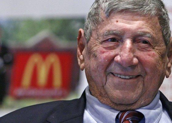 Big Mac creator Jim Delligatti dies at 98