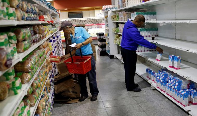 Venezuela's currency value depends largely on one guy at an Alabama Home Depot