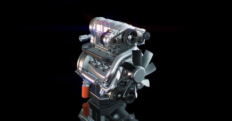 Achates' Opposed Piston Engine Could Revive Pull More Power From Less Fuel