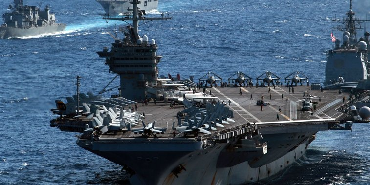 Here Is Every Aircraft Carrier in the World