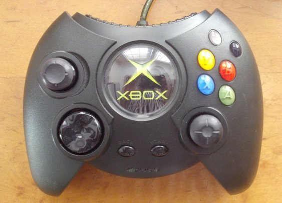The original Xbox 'Duke' controller may make its way to Xbox One