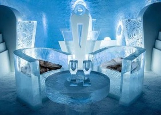 ICEHOTEL 365 Opens in Sweden