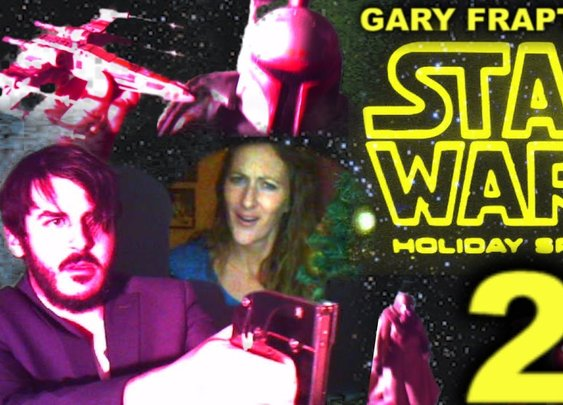 Star Wars Holiday Special 2 - A Film by Gary Fraptious - YouTube
