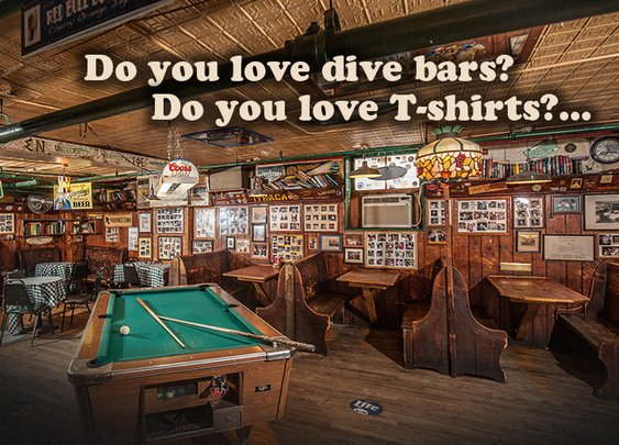Dive Bar Shirt Club