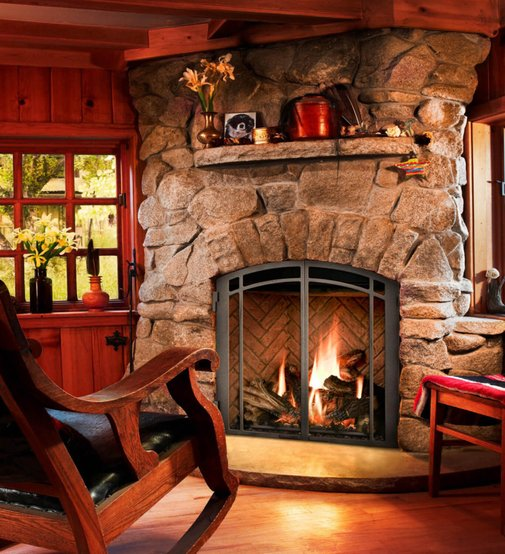 Cabin Interior Ideas