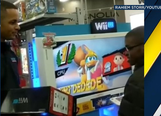 Best Buy employees buy WiiU for kid who kept visiting