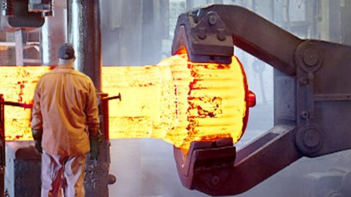 Inside an Extreme Forging Factory