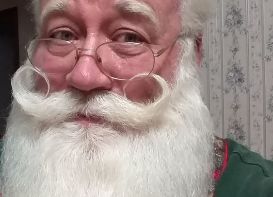 A little boy's Christmas Wish and the Santa who helped