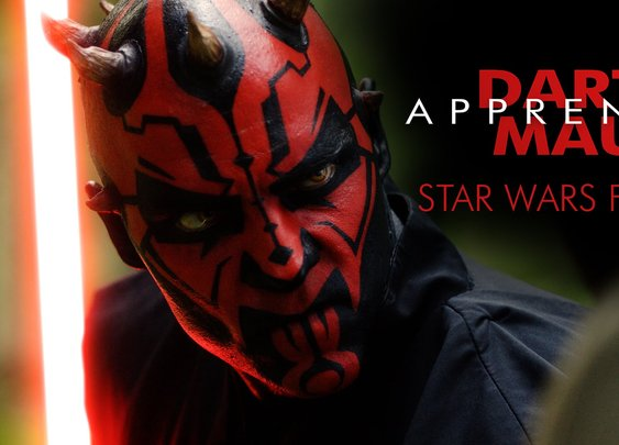 DARTH MAUL: Apprentice - A Star Wars Fan-Film