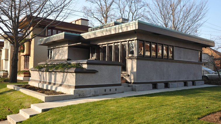 Frank Lloyd Wright's forgotten prefabs
