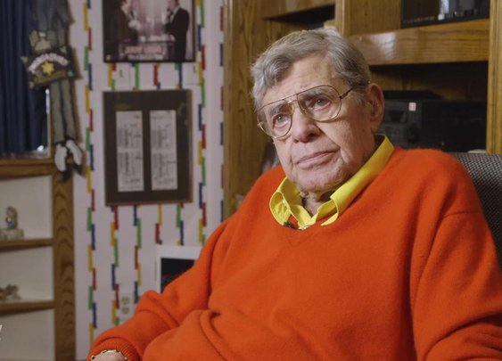Jerry Lewis Interview: Painful, Awkward and Awful 7 Minutes